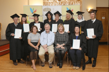 A full look at our 2019 QQI Level 5 Graduates