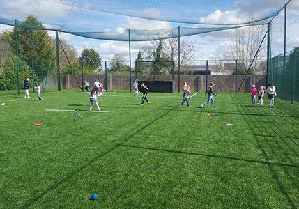 Astro turf pitch rental available for team, schools and individual training