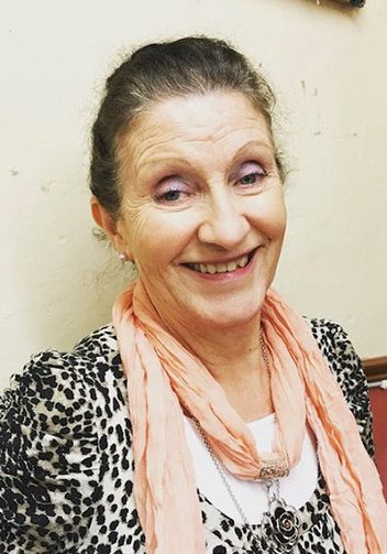 Rosaleen is our staff support and guidance officer